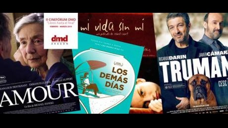 "II Cinefórum DMD ""Libres hasta el final"""